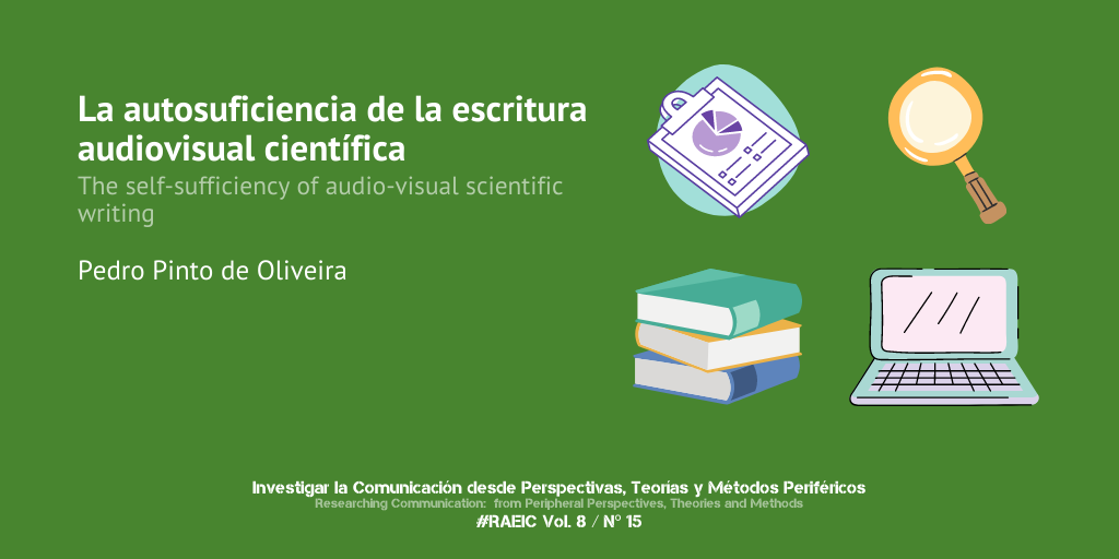 La autosuficiencia de la escritura audiovisual científica