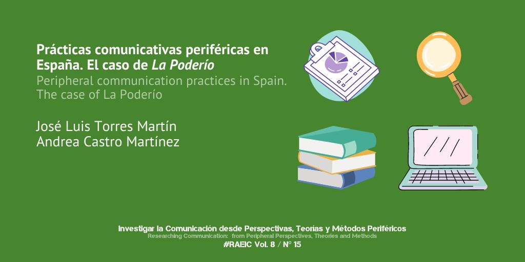 Prácticas comunicativas periféricas en los medios de comunicación en España. El caso de La Poderío
